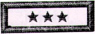 CSN Captain's Shoulder Boards