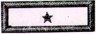 CSN Lieutentant's Shoulder Boards