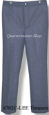 General Robert E. Lee uniform trousers