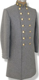 General Robert E. Lee Maryland uniform coat