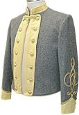 U.S. Captain's Shelljacket with lapels, American Civil War Uniforms