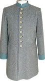 C.S. Enlisted / NCO Cadet Grey Frockcoat