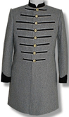 C.S. Musicians Frock Coat, Typical