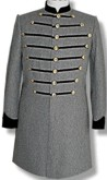 C.S. Musicians Frock Coat with Lace End Buttons