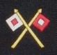 m1872 Private Chevrons, Signal Corps