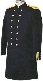 M1872 Junior Officers Dress Frock