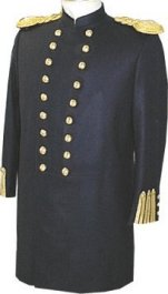 M1872 Senior Officers Dress Frock