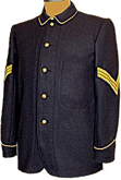 M1874 Fatigue Blouse Cavalry Sergeant