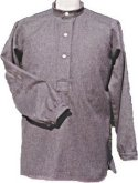 M1878 Grey Wool Issue Shirt