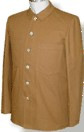 USMC (Marine Corps) M1884 Enlisted Brown Canvas Duck Fatigue Coat, 19th Century (1800s) Clothing