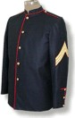 USMC (Marine Corps) M1885 Enlisted Undress Blouse, 19th Century (1800s) Clothing