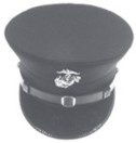 USMC M1902 Full Dress Cap for Marines