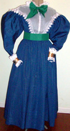 1830s  Day or Tea Dress, 19th Century (1800s) Ladies dresses