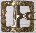 Shoe buckles for Colonial shoes