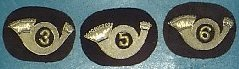 Mexican War Officers Hat Insignia