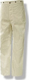 M1841 Trousers, Summer for Enlisted, NCOs and Officers, Mexican War