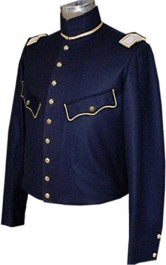 US M1841 Officers Shell Jacket - Winter, Mexican War