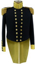 M1833 Officers Dress Tailcoat