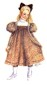 1898 Girls Dress pattern by Past Patterns, #1662