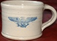 Shaving Mug with Eagle