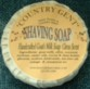 Shaving Soap, refill, Country Gent
