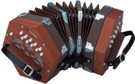 Hohner Concertina (1800s/19th Century)