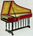 16th/17th Century Flemish Single Manual Harpsichord