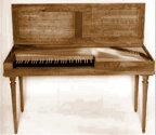 18th Century German Century Unfretted Clavichord