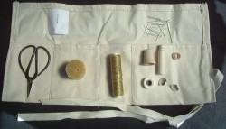 Sewing Kits, Thimbles, Needle Safes, Scissors