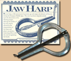 Jaw Harp, 19th Century (1800s) games