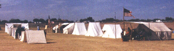 Military Public Display Camp