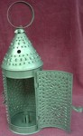 Tinware Candle Lantern, Paul Revere
