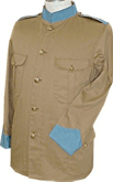 M1898 Officer's Khaki Field Blouse, Infantry