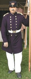 USMC Officer's Undress Frock Coat (Union) for all officer's except Commandant