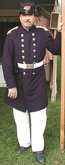USMC Officer's Dress Frock Coat (Union) for all officer's except Commandant