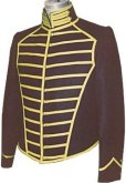Civil War Cavalry Musicians Shell Jacket, American Civil War Military Uniforms