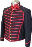 Civil War Artillery Musicians Shell Jacket, American Civil War Military Uniforms