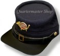 USMC (Marine Corps) Enlisted Kepi, American Civil War Uniforms